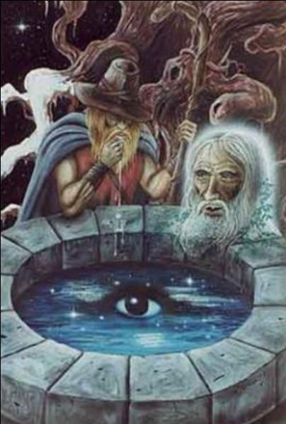 Je suis devenu le savoir des dieux Æsir et Vanir. Quel est mon nom ?