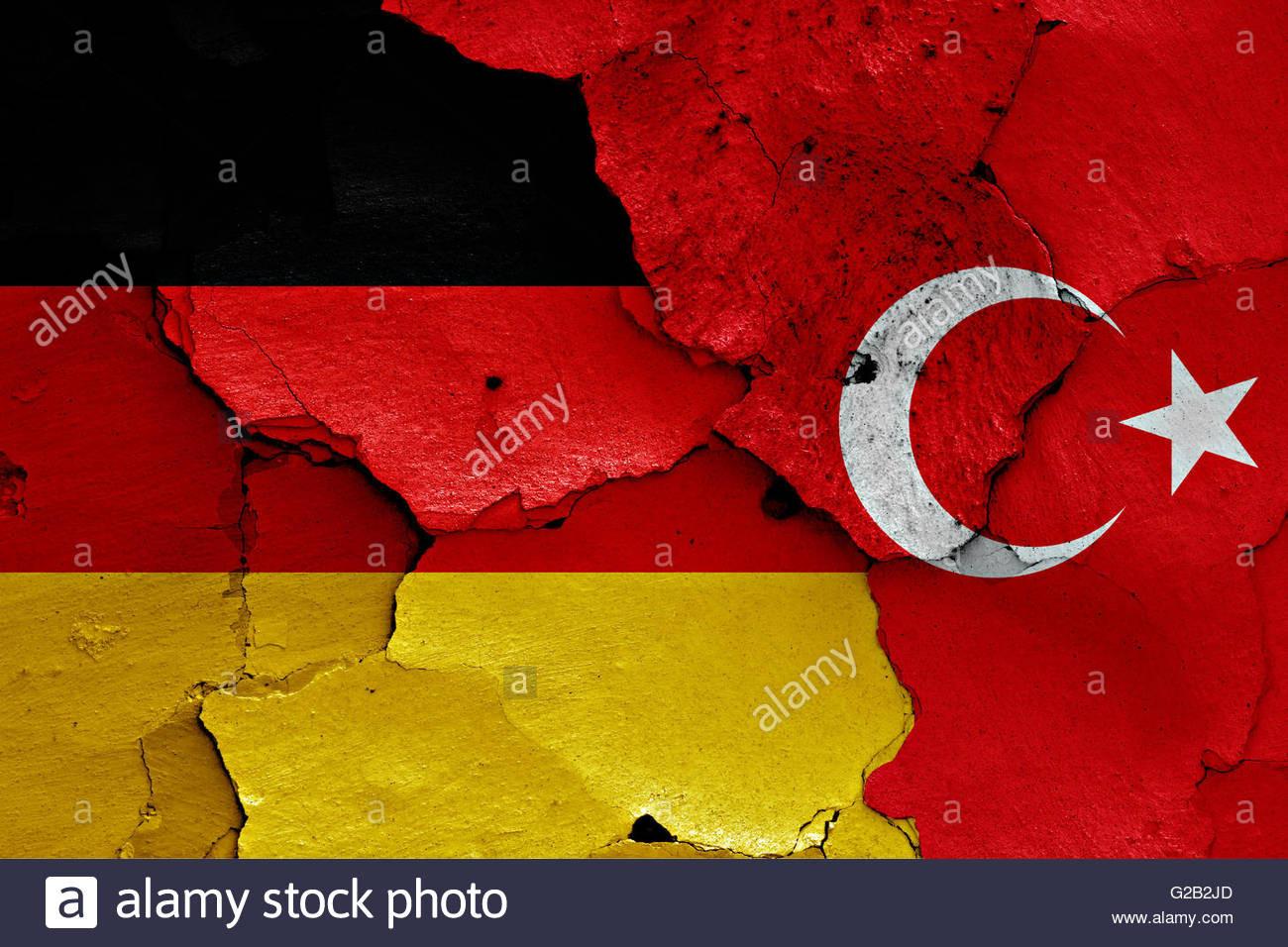 Villes d'Allemagne ou de Turquie
