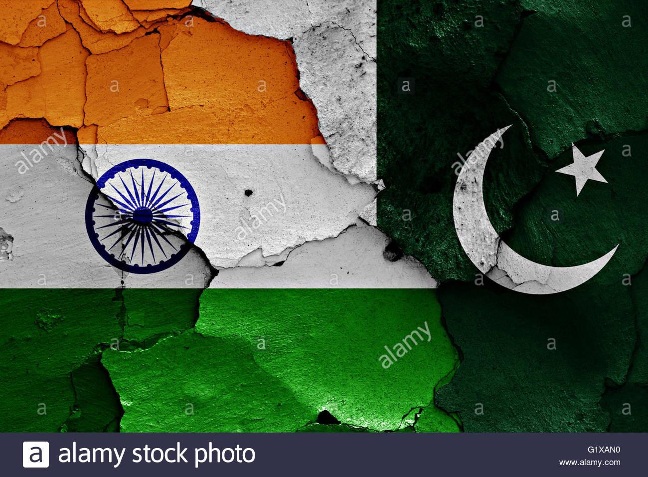 Villes d'Inde ou du Pakistan