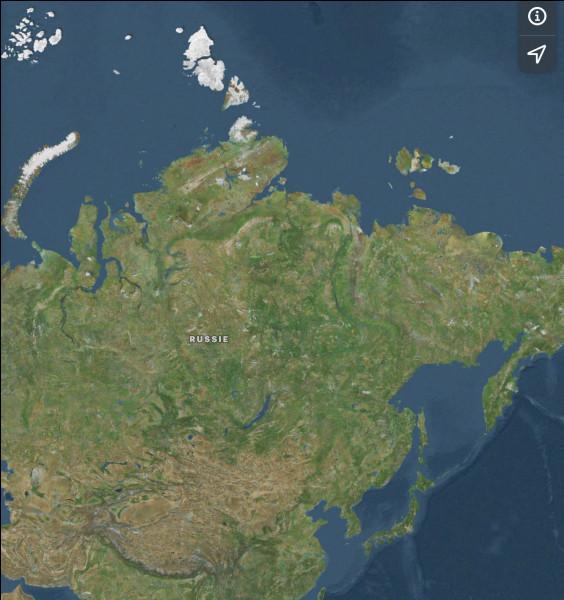 Repartons en l'Europe. Combien de temps en plus y a-t-il avec Moscou en Russie ?