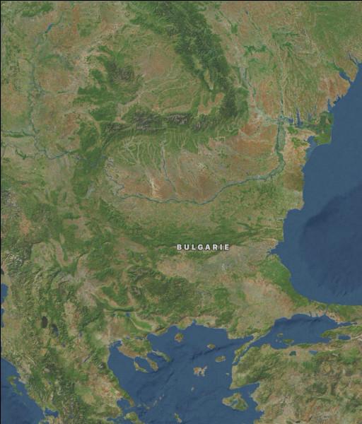 Continuons avec l'Asie. Combien de temps en plus y a-t-il avec Sofia en Bulgarie ?