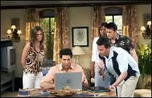 Que demandent-ils à Phoebe comme cadeau de mariage ?