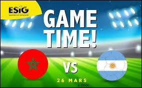 Quel est le jour de match ?