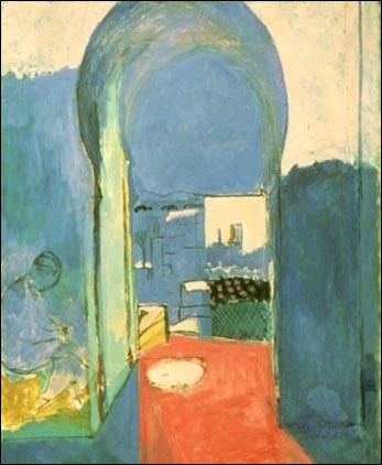 "Qui a peint ""La Mosquée"" ?"