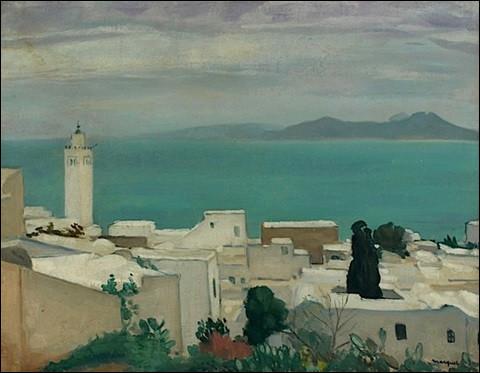 Les mosquées en peinture