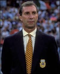 Qui était le sélectionneur de l'Argentine ?