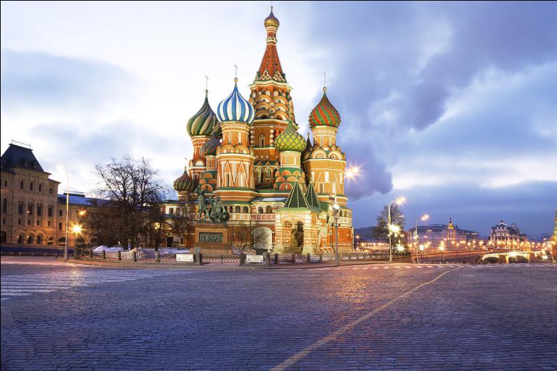 En quelle année fut créée Moscou ?
