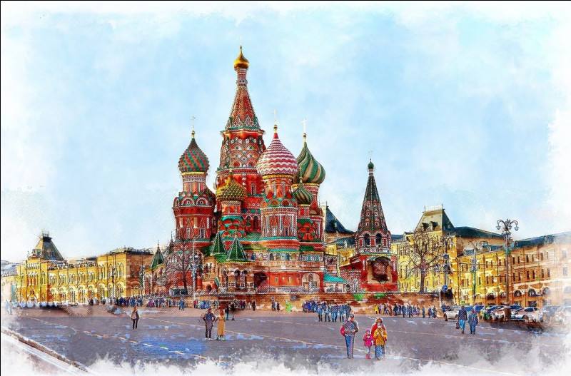 Quelle est la superficie de Moscou ?