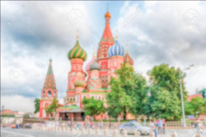 Pourquoi la ville Moscou a été appelée ainsi ?