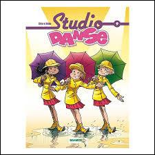 Quel ballet interprète l'école de danse à la fin du tome 1 ?