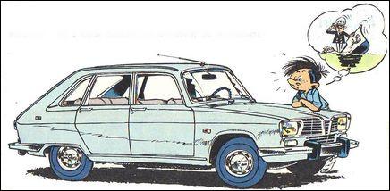 Dans cette revue de Spirou on présente un modèle phare des années 70. Lequel ?