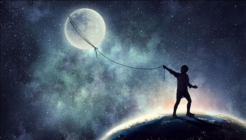 Si tu devais réaliser un de tes rêves, ce serait...
