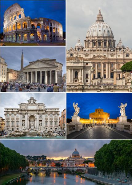 En quelle année fut créée la ville de Rome ?