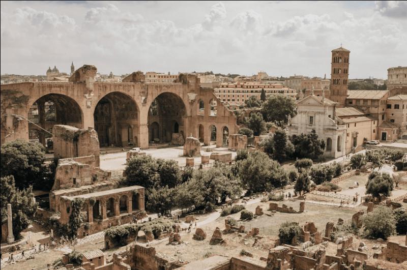 Qui est le maire de Rome ? (2020)