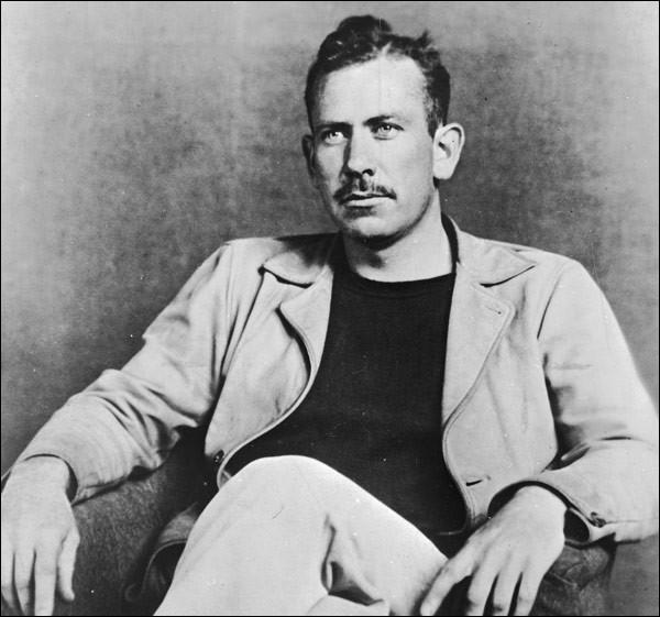 """Complétez le titre de ce roman de John Steinbeck publié en 1937 : """"Des … et des hommes""""."""