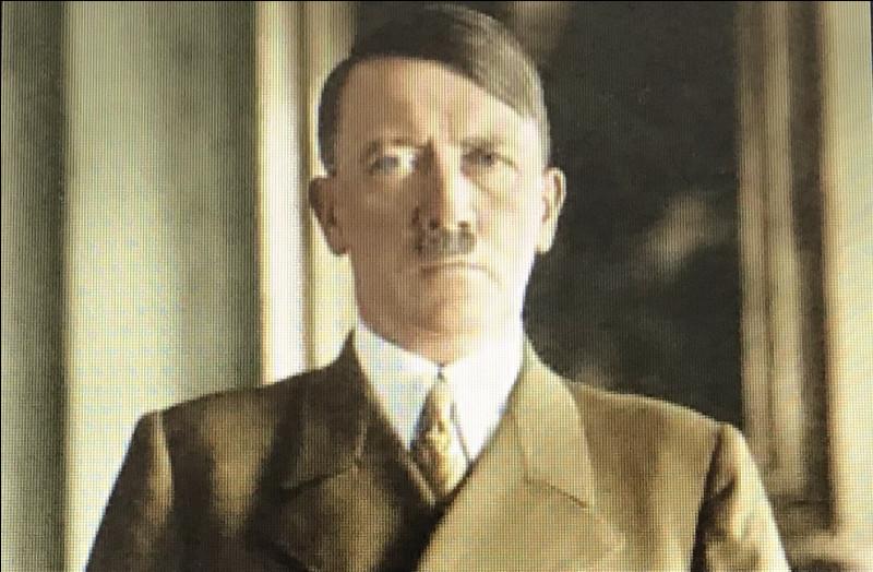 Hitler est né en Autriche.