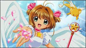 """Dans la série animée """"Cardcaptor Sakura"""", que capture l'héroïne Sakura ?"""