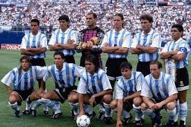 L'Argentine durant la Coupe du monde 1994