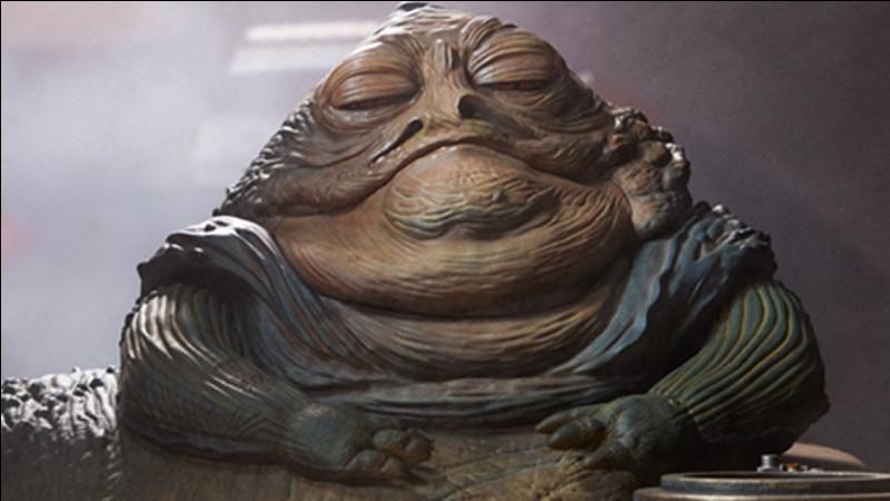 Dans quel film se trouve Jabba le Hutt ?