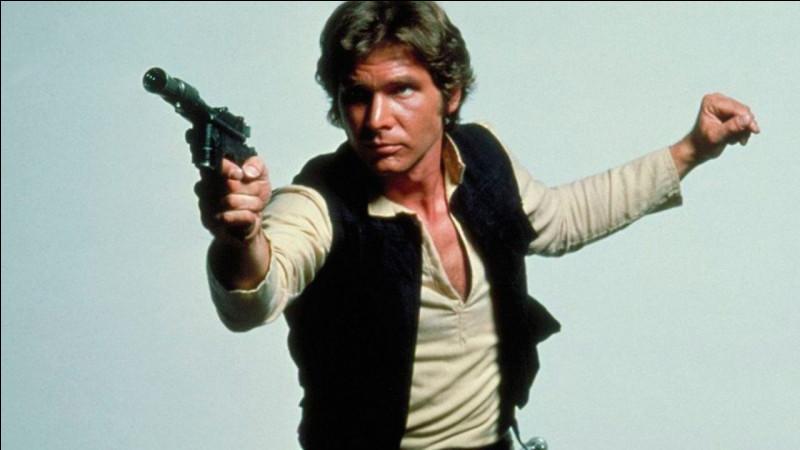 Dans quel film pouvez-vous admirer Han Solo ?