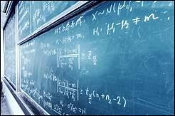 Lequel de ces messieurs est connu pour ses talents de mathématicien ?