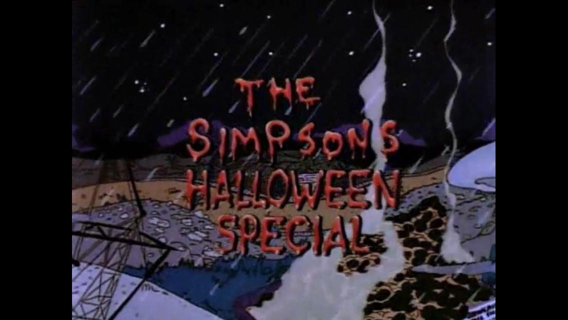 Les Simpson : les épisodes d'Halloween