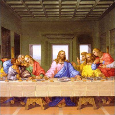 Quelle date du calendrier liturgique célèbre la Cène ?