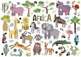 Les animaux africains