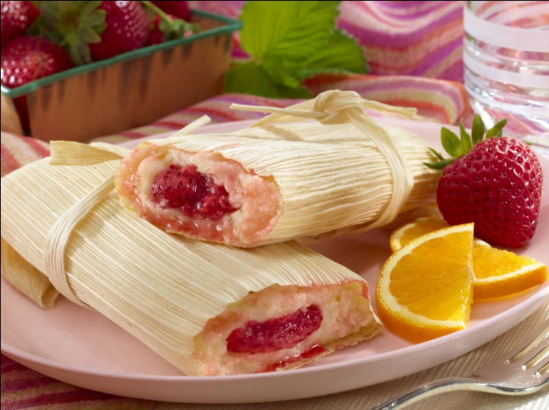 Prenons la route pour voir ce dessert typiquement mexicain :