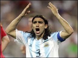 Qui était le capitaine de l'Argentine ?