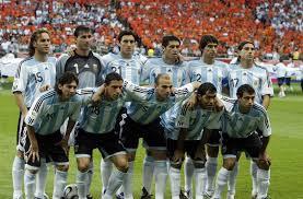 L'Argentine durant la Coupe du monde 2006