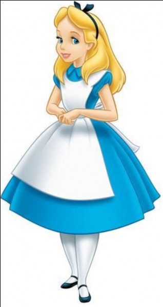 Ce personnage est Alice.
