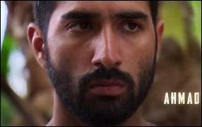Ahmad avait misé sur ses qualités de stratège pour aller loin dans l'aventure car ce n'était pas un grand sportif. Que n'était-il pas en capacité de faire ?