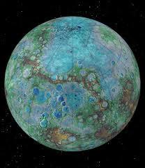 Mercure est une planète___.