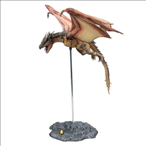 Quel est le seul sortilège efficace contre les dragons, quand on est seul face à l'un d'eux ?