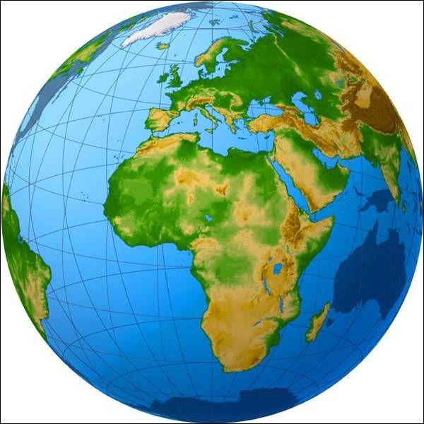 Géographie - L'Albanie, un pays européen, se situe :