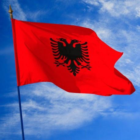 Géographie - L'Albanie