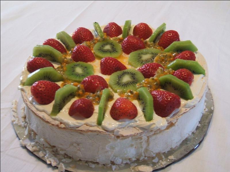 Qu'allez-vous déguster à la fin de ce quiz ? Ce gâteau, en photo, appelé...