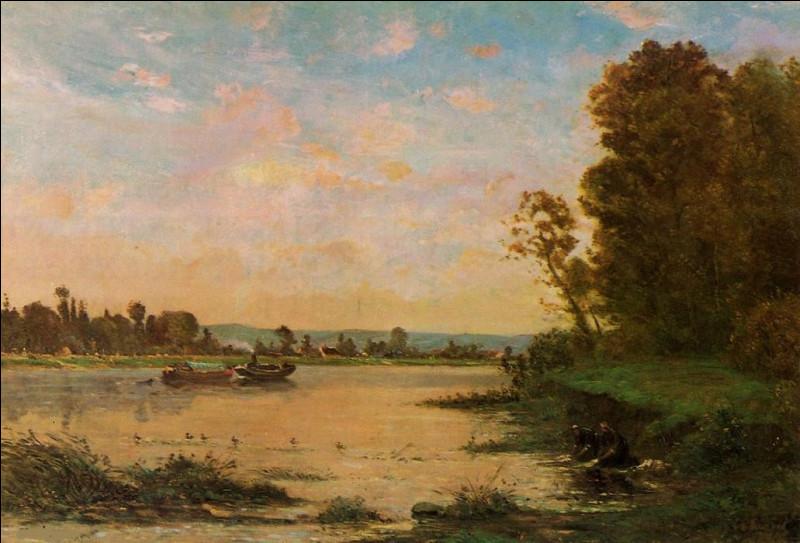 """Qui a peint """"Matin d'Été sur l'Oise"""" ?"""