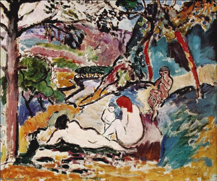"""Qui a peint """"Pastorale, Collioure en été"""" ?"""