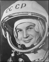 Qui est cette Valentina, cosmonaute russe, première femme à effectuer un vol dans l'espace en 1963 ?