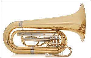 Quel est cet instrument de musique de la famille des cuivres ?