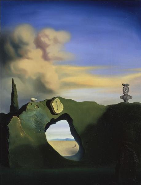 """Quel peintre surréaliste est l'auteur de la toile """"L'heure triangulaire"""" ?"""