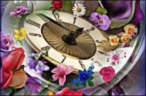 """Quel poète a composé """"Le ballet des heures"""" qui débute ainsi : """" Les heures sont des fleurs l'une après l'autre écloses Dans l'éternel hymen de la nuit et du jour; Il faut donc les cueillir comme on cueille les roses Et ne les donner qu'à l'amour"""" ?"""