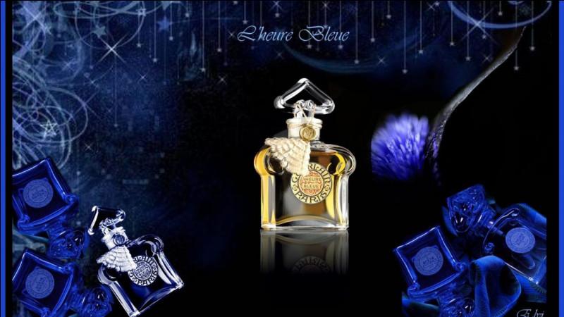"""Le parfum """"L'heure bleue"""" est un parfum"""