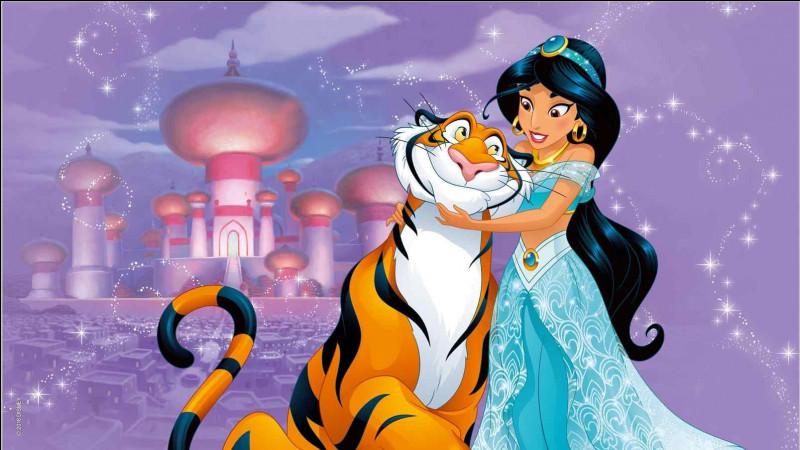 Quelle princesse a un tigre ?