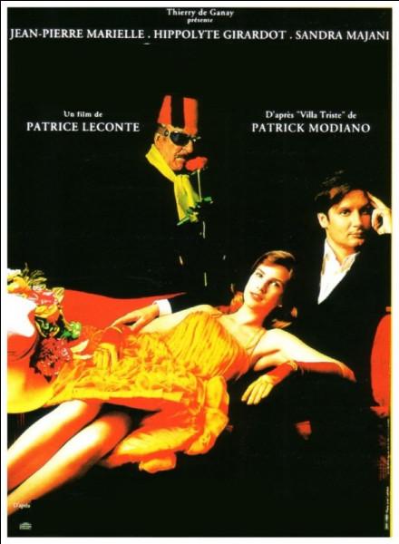 Quel est ce film de Patrice Leconte, dans lequel jouent Jean-Pierre Marielle et Sandra Majani ?