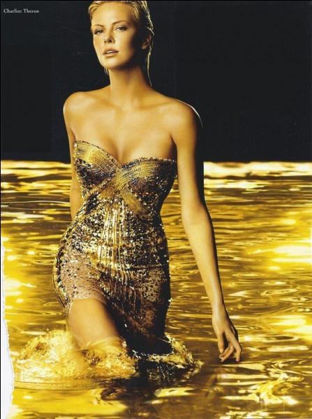 De quel grand parfumeur la superbe Charlize Theron est-elle l'égérie ?