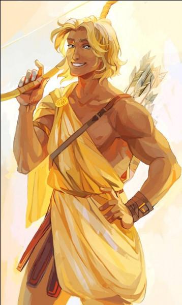 Et enfin qui est ce dieu grec ?
