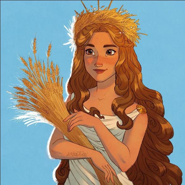 Qui est cette déesse romaine ?